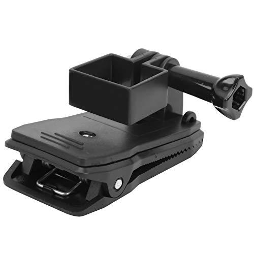 DAUERHAFT Clip de cámara Compacto y fácil de Usar en Soporte de Abrazadera, para dji Osmo Pocket