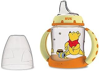 """[ヌーク×ディズニー] NUK×Disney Learner Cup 150ml/スパウト ハンドルカップ """"くまのプーさん"""" トレーニングマグ ボトル"""