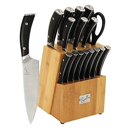 Emeril 17 Piece Knife Block Set