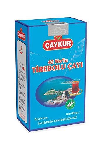 Türkischer Schwarztee - Special Blend Leaf Tee - Caykur Tirebolu 42 500 gr