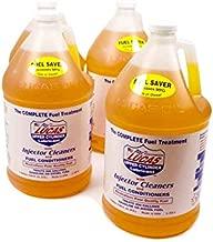 Lucas Oil 10013-PK4 Fuel Treatment - 1 Gallon (Pack of 4)