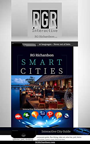 RG Richardson Louisville Interactive Restaurant Guide: Searching 10 cities (United States Restaurant Guides) (English Edition)