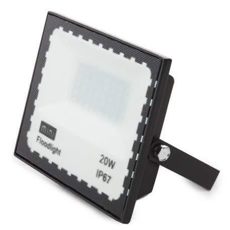 Proiettore faro faretto esterno a Led SMD Mini VARIE POTENZE 10W 20W 30W IP67 (20)