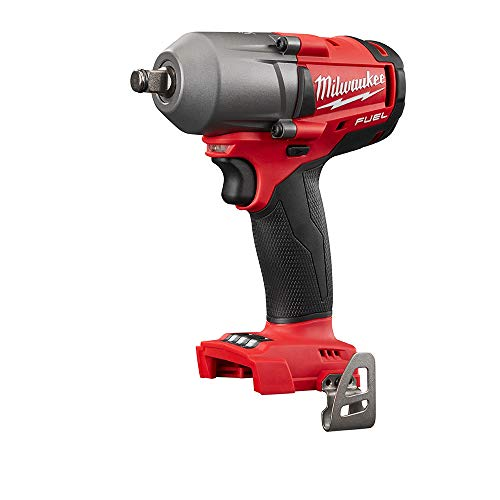 Milwaukee 2861-20 M18 FUEL 1/2 in. Mid-Torque Impact Wrench w/Friction Ring (Tool Only)