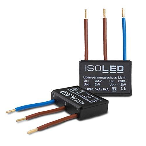 Überspannungsschutz Feinschutz für LED Technik T3