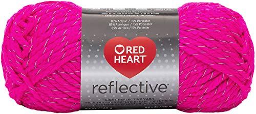 Red Heart Coats Yarn Reflective Yar…