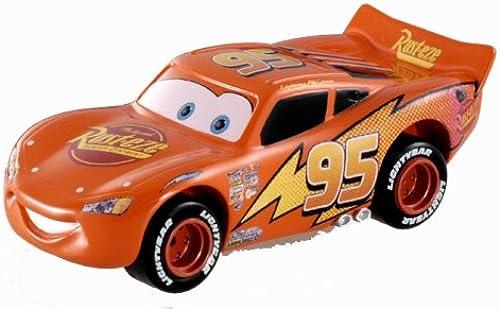 Disney Pixar Cars Lightning McQueen Rusteze Talking Hot Wheel