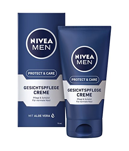 Nivea Men Protect & Care Gesichtspflege Creme im 1er Pack (1 x 75 ml)