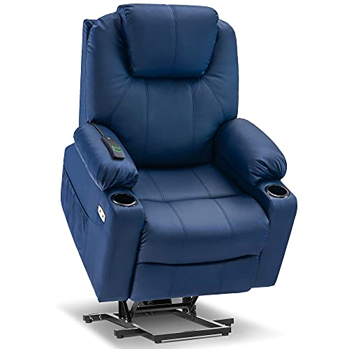 Mcombo Lift Recliner Chair With Massage and Heat