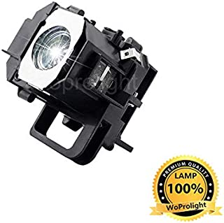 for Epson ELPLP49 Replacement Premium Quality Projector Lamp for Epson PowerLite Home Cinema 8350 HC8350 Projector by WoProlight