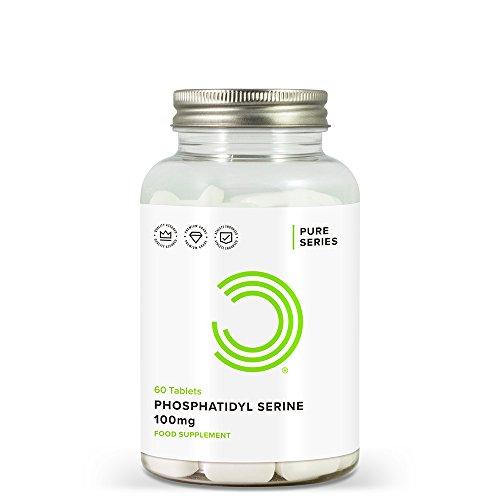 BULK POWDERS Phosphatidylserin Tabletten, 100 mg, 60 Tabletten