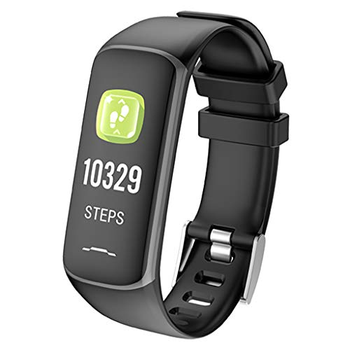 Amazing Deal Uplord Fitness Tracker, Activity Tracker Watch with Heart Rate Monitor, Waterproof Smar...