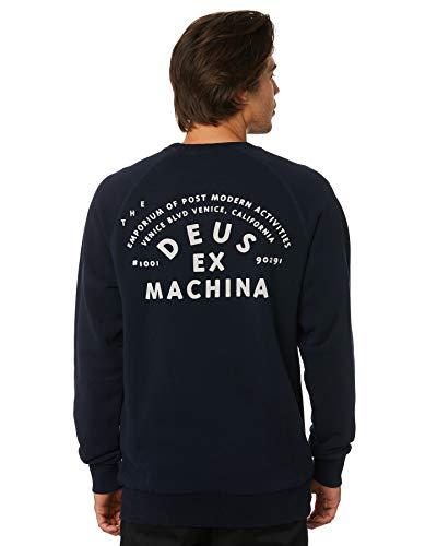 Deus Ex Machine Sudadera Venice Address Azul L