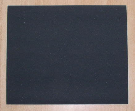 1 Bogen Wasserschleifpapier/Nassschleifpapier Körnung 1000-230 mm x 280 mm