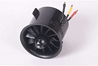 FMS 12-Blade Ducted Fan with Motor, 70mm, FMMDF001