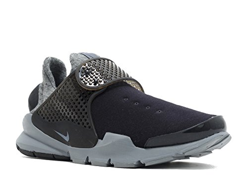 Nike Herren Sock Dart Tech Fleece Fitnessschuhe, schwarz/kühl-grau, 44 EU