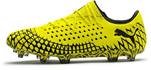 Puma 4.1 Netfit Firm Ground Low Cut Soccer Cleat