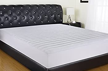 Allrange Waterproof Quilted Fitted Mattress Pad