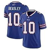 LXIN Maillot de Football NFL Bill Team # 27 White91Oliver T-Shirt en Jersey brodé à Manches Courtes Cadeau de Jeu de Sport,D,S