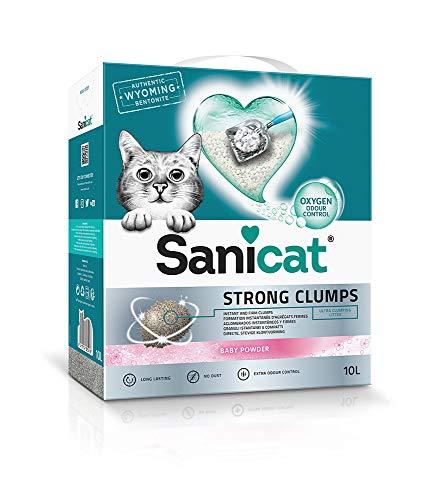 Sanicat Strong Clumps - 10 L