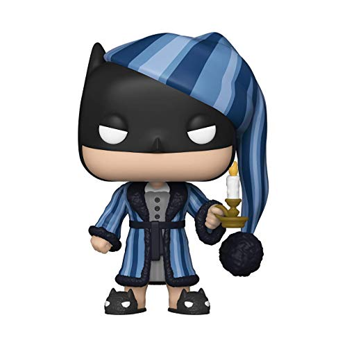 Funko Pop! DC Heroes: DC Holiday - Scrooge Batman, Multicolor, 3.75 inches (50653)