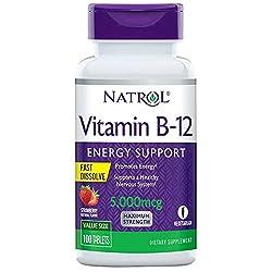 Image of Natrol Vitamin B12 Fast...: Bestviewsreviews