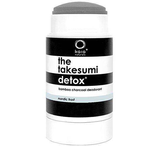 Kaia Naturals Takesumi Detox Deodorant in Nordic Frost, 65 g