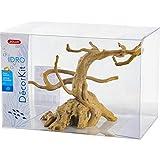 Zolux - Kit de decoración Idro raíz nº 3. Dimensiones: 28,5 x 18 x 19,5 cm. para Acuario. - ZO-352168