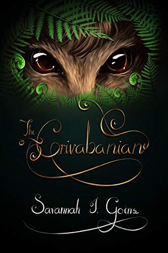 The Crivabanian: Odan Terridor Trilogy: Book Two by [Savannah J Goins]