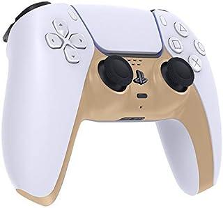 Capa da caixa de decoração da Accesorios para PS5 DualSense Wireless Controller, tampa da caixa do meio do controlador de ...