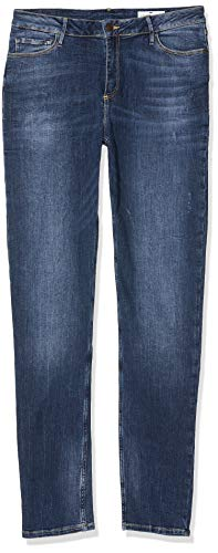 Cross Jeans Damen Alan Skinny Jeans, Blau (Blue Used 068), W32/L36