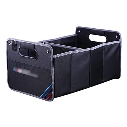 Lvguang Organizador de Maletero, Plegable Impermeable Bolsa Caja de Almacenamiento Furgoneta para Coche (Style#6, 50 * 32 * 26cm)