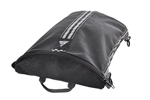 Seattle Sports Vinyl Coated Mesh Deck Bag for SUPs and Kayaks, Black