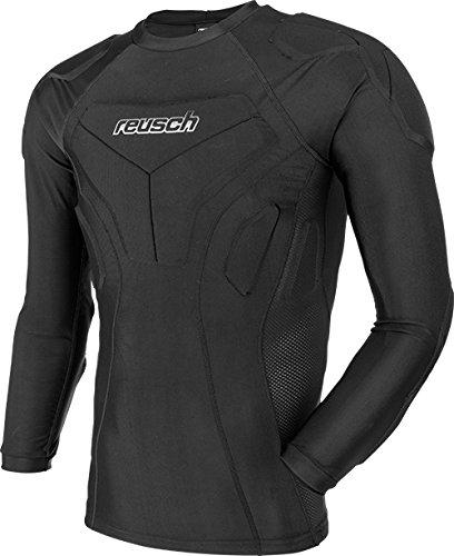 Reusch Herren Cs 3/4 Undershirt Padded Pro Shirt, Black, M