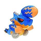 KIFFAY Juego Monster Hunter Butch Man y Dragon Toy Peluche Pareja Infantil Cumpleaños 3 Estilo 30cm Tipo B