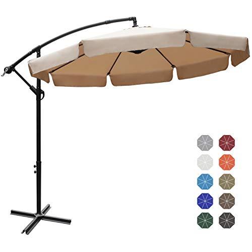 lidl parasol aanbieding