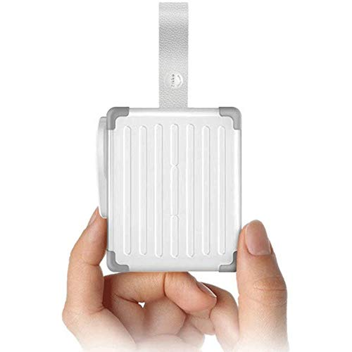 WYKDL Internacional universal todo en un adaptador del enchufe adaptador de viaje cargador de energía por todo el mundo con 4 puertos USB de carga for el Reino Unido AUS Europea EE.UU. UE portátil del