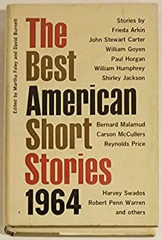 Best American Short Stories, 1964 0395076889 Book Cover