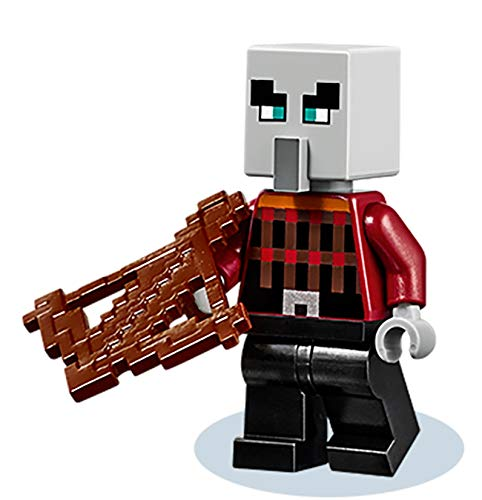 LEGO® - Minifigs - Minecraft - min081 - Plünderer (21159)