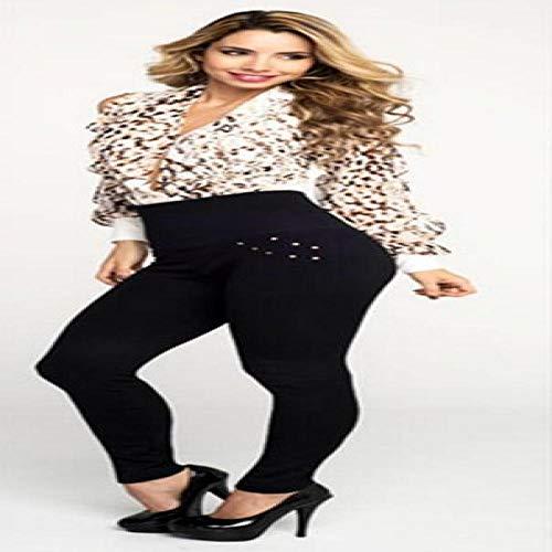 Leggings Pantalones De Legging Sexis A La Moda para Mujer, Pantalones De Cintura Alta Sin Costuras, Pantalones De Cintura con Botón Push Up
