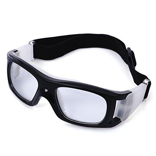 Ruiting DX070 Deporte al Aire Libre Baloncesto de Esquí de Fútbol Gafas Protectoras con Lente de Miopía