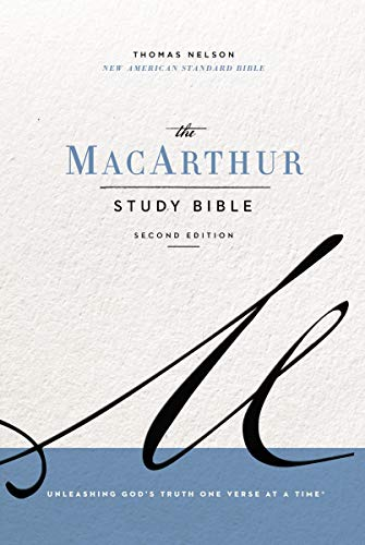 NASB, MacArthur Study Bible, 2nd Edition, eBook: Unleashing God's Truth One Verse at a Time (English Edition)