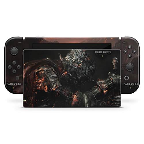 Skin Adesivo para Nintendo Switch - Dark Souls Remastered