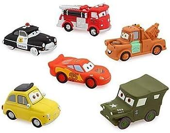 Disney Parks Exclusive - Squeeze Toy Set - Cars