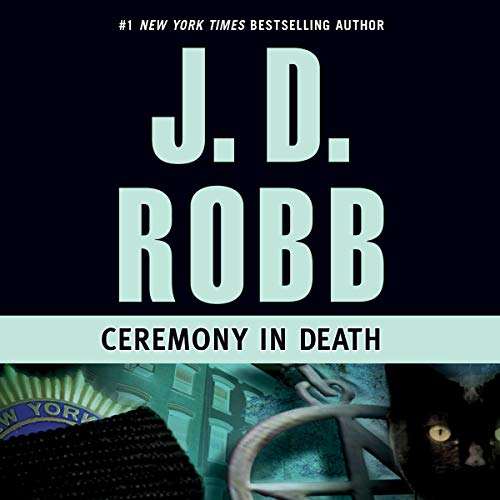 Ceremony in Death audiobook cover art