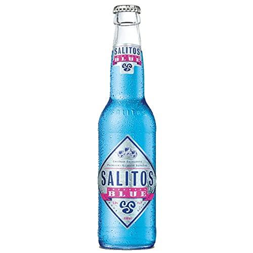 Salitos Botella Cerveza Salitos Blue - 33 cl.