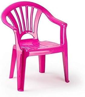 CABLEPELADO Silla Infantil plastico Rosa