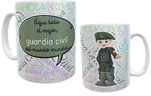 SAQUITOMAGICO Tazas de Desayuno para Las Mejores Profesiones (G.Civil(el))