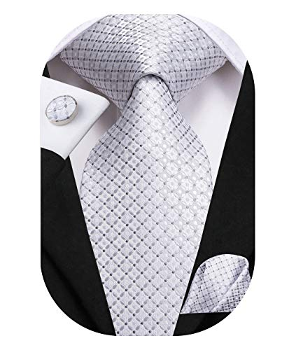 Valentine's Day Tie, Cufflinks and Pocket Square Set