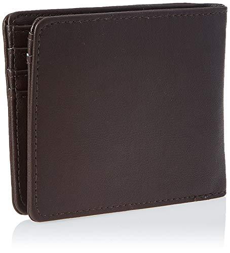 Vansdrop bifold - portafoglio - dark brown